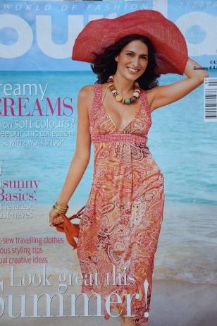 Burda Magazine 7/2008