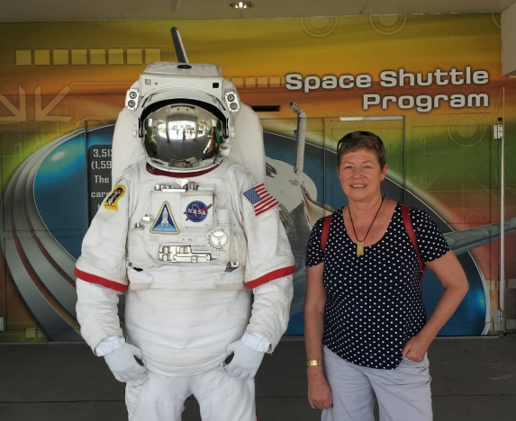 Kennedy Space Centre.
