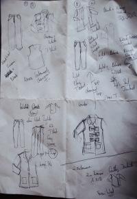 Working sketch No. 1